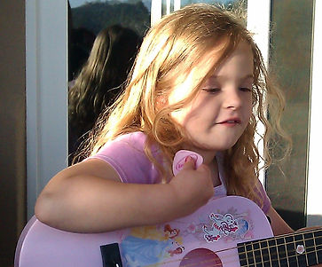2012 Hannah and her pink guitar .jpg