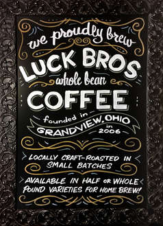 Luck Bros Coffee