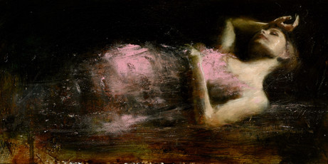 Reclined study 2,