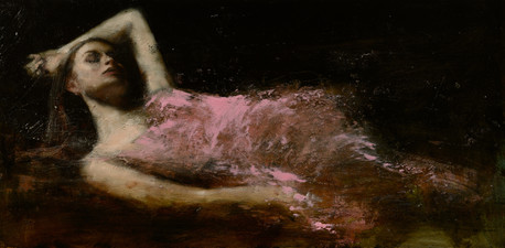 Reclined study 1,