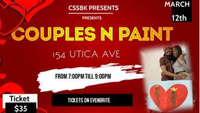 Couples n Paint 3/12