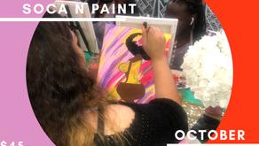 Soca n Paint 10/18/19