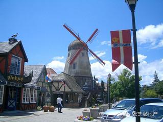 南加州特色景点:丹麦村(Solvang)