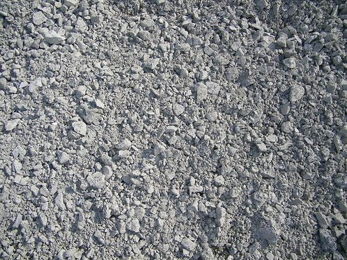 "3/4"" Crushed Gravel (Sold by Cubic Yard)"