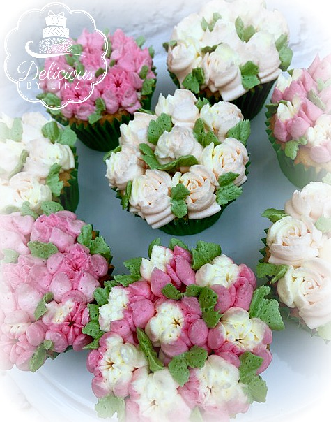 russian floral cupcakes 2