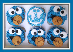 Cookie Monster Father's Day
