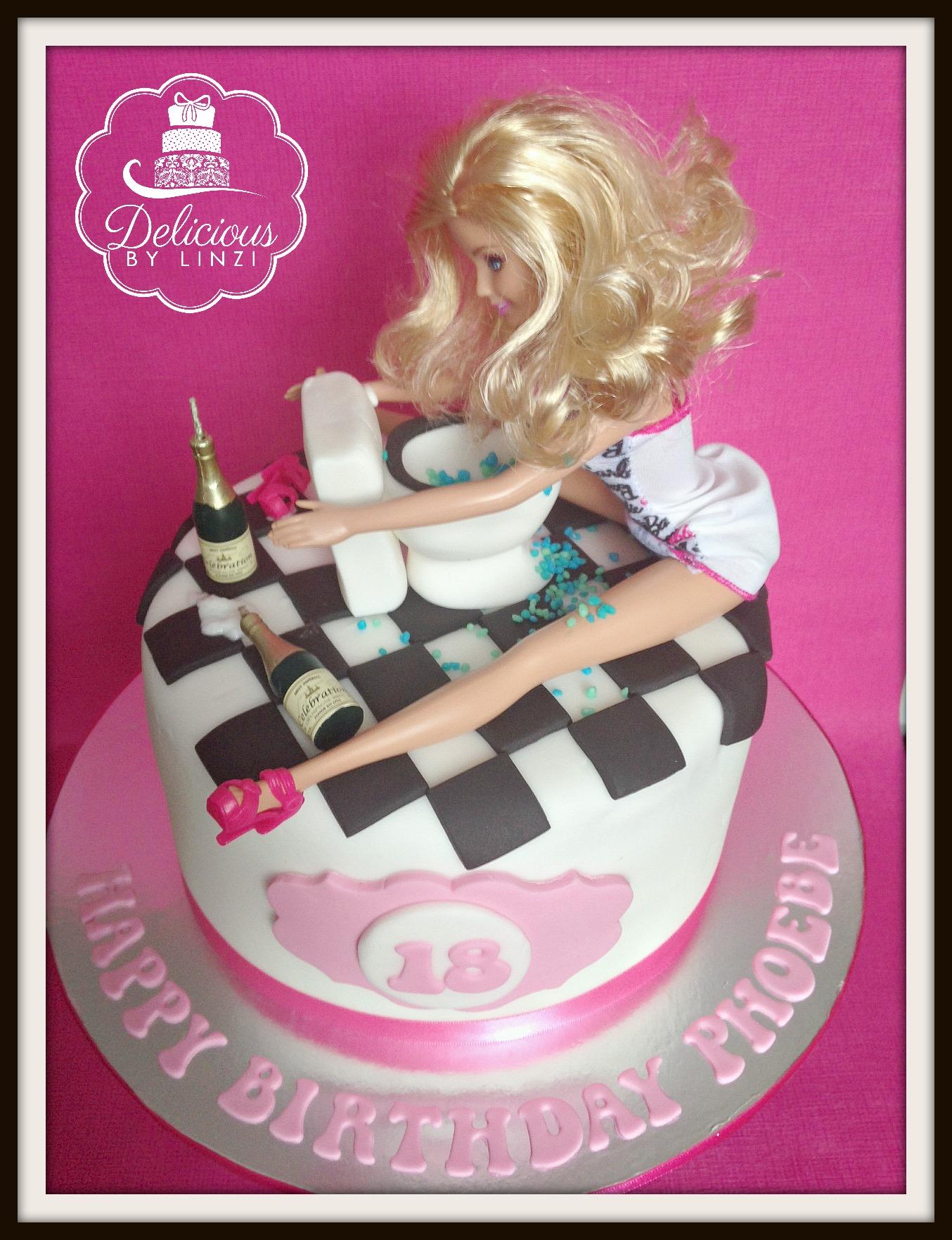 Tipsy Barbie