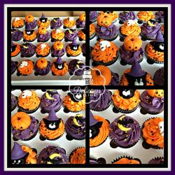 Halloween Swirls