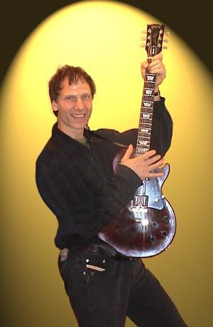 Der Gitarrenmann / Guitar man