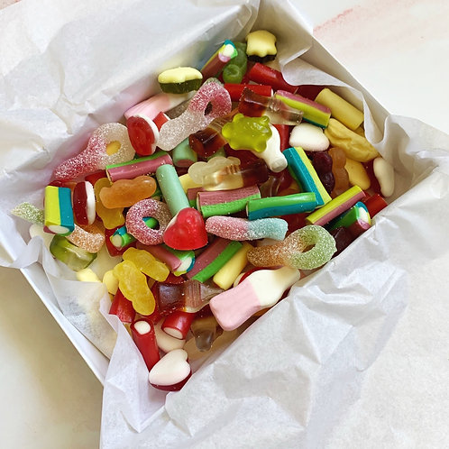 Sweet Box - Mixed Pic n Mix