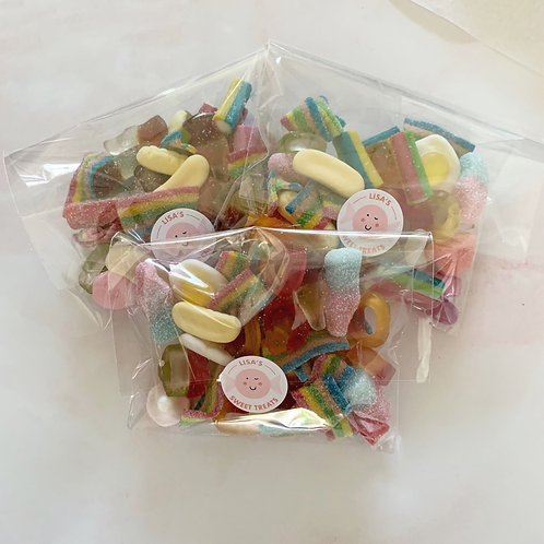 Sweet Box - Pic n Mix Bags