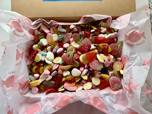 Large Sweet Box - Mixed Pic n Mix