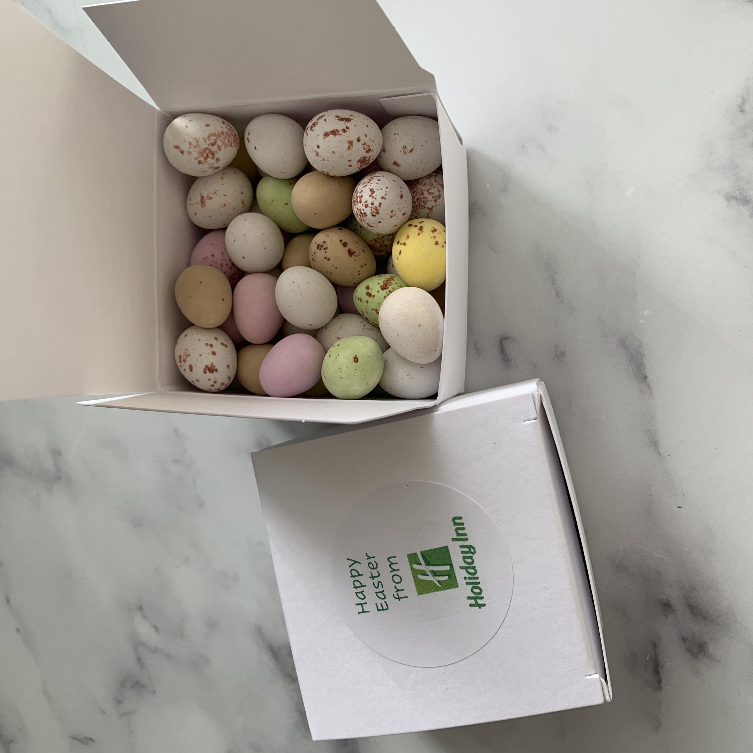 Easter Sweet Box for Holiday Inn