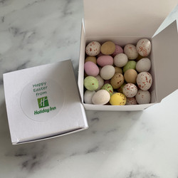 Easter Sweet Box for Holiday Inn