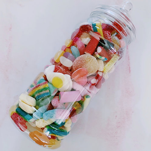 Medium Sweet Jar, 650g Mixed