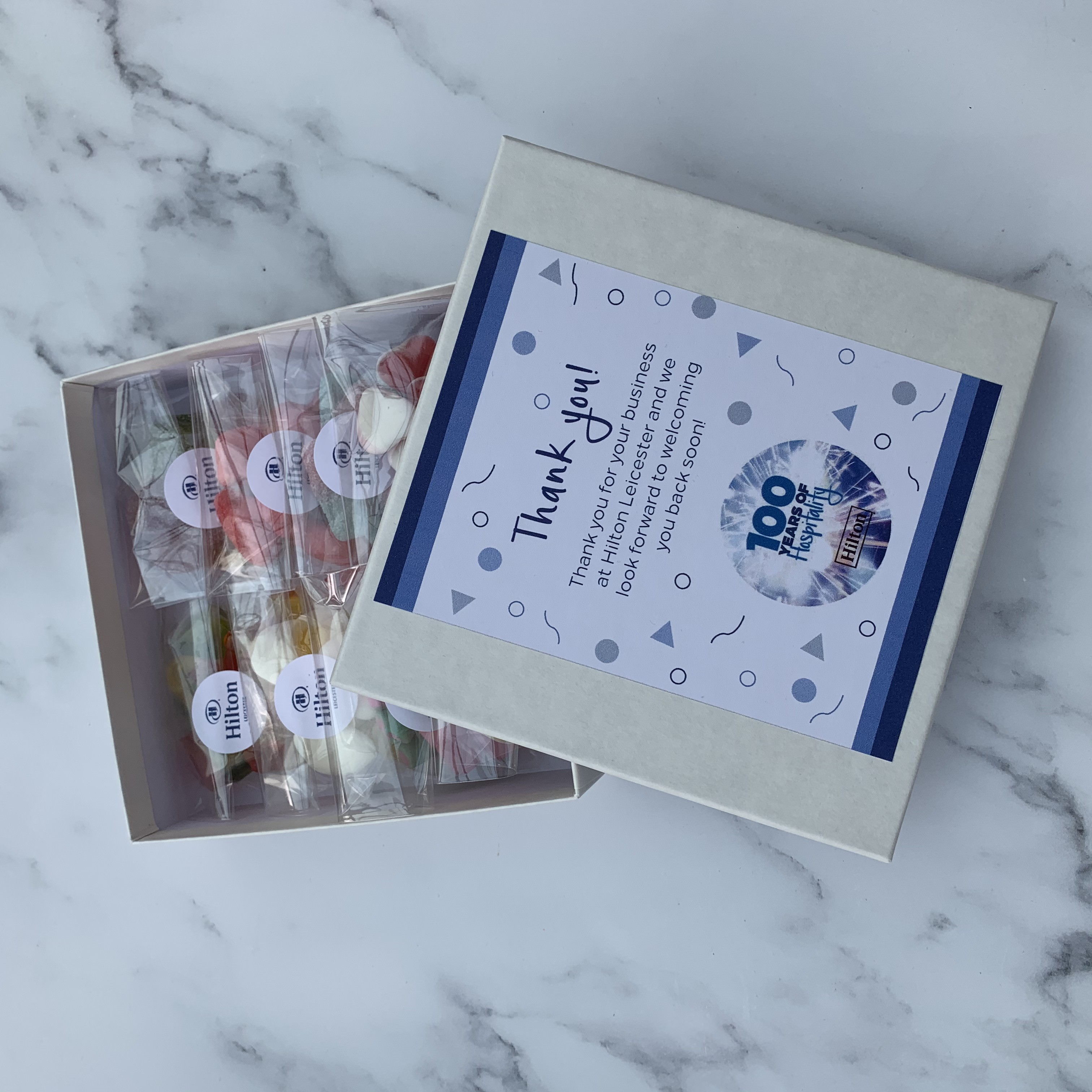 Corporate Gifts for Hilton Hotels