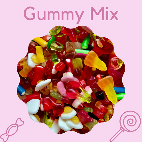 The Gummy Sweet Pouch