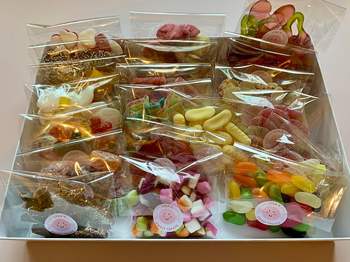Large Sweet Hamper - 20 Sweet Bags