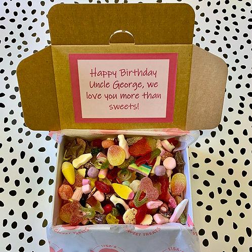 The Sweet Treat Box