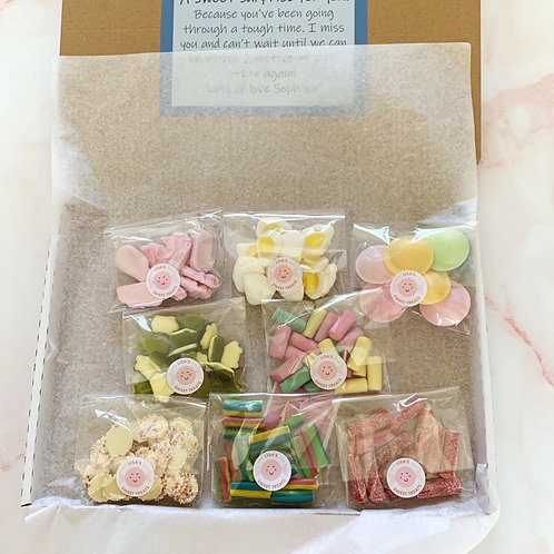 Letterbox Sweets - Create Your Own