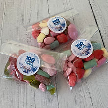 Pic n mix sweet bags for Hilton Hotels