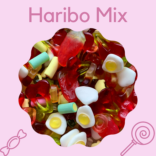 The Haribo Sweet Pouch