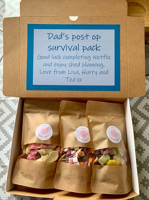 Sweet Pouch Gift Box