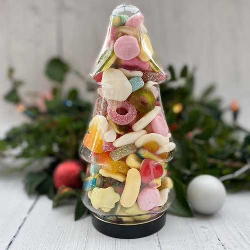 Christmas Jar - Pic n Mix