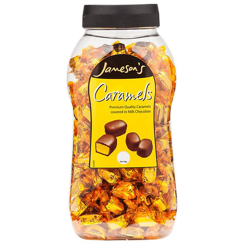 Jamesons Chocolate Caramel Jar 1.5kg