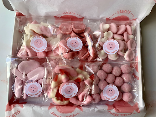 Letterbox Sweets - Mix of The Month