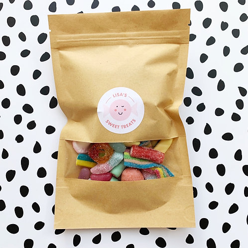 Small Sweet Pouch, 190g