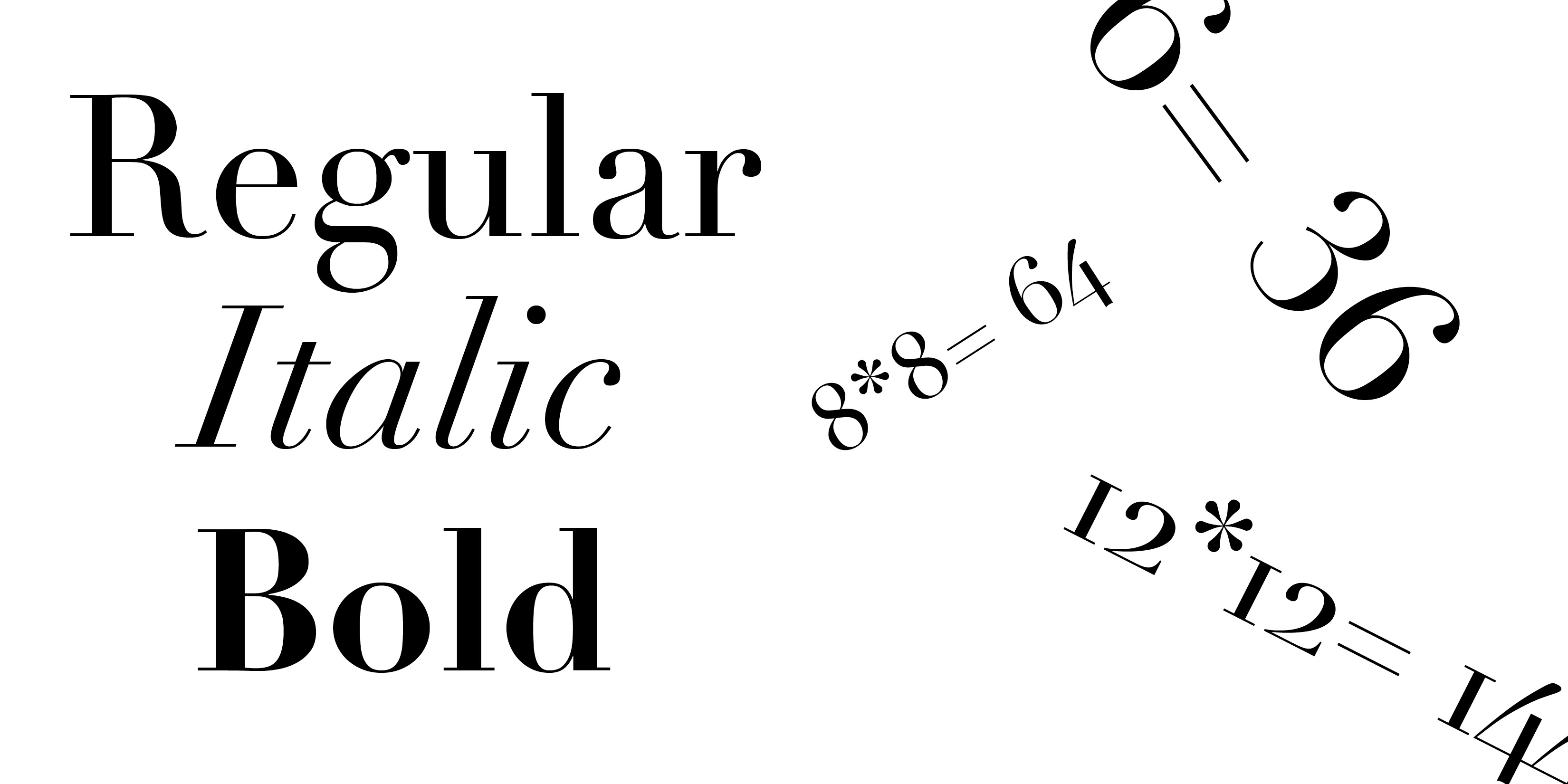 Didot Typeface Jack Bauer6
