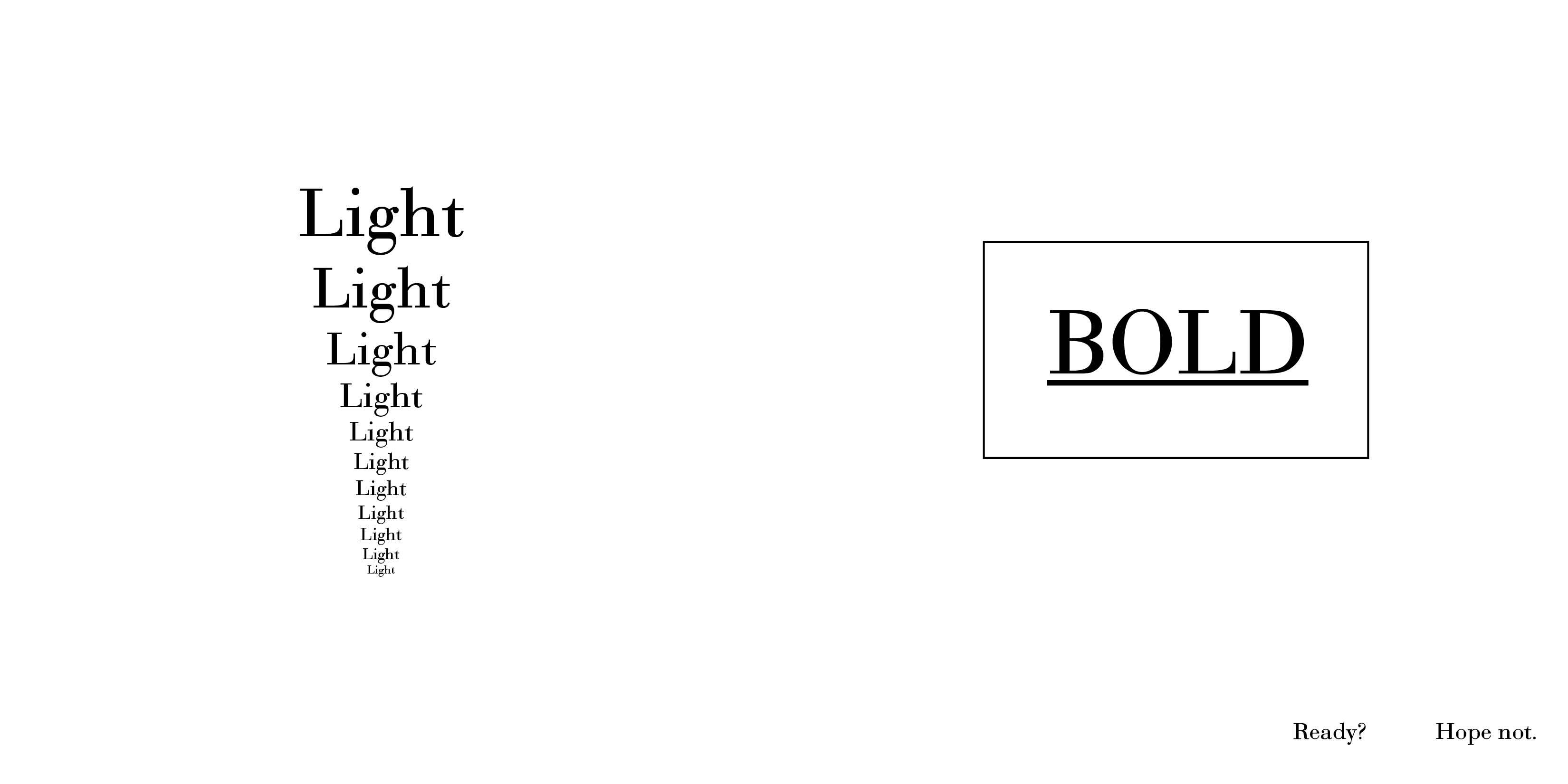 Brenden R. Typebook3