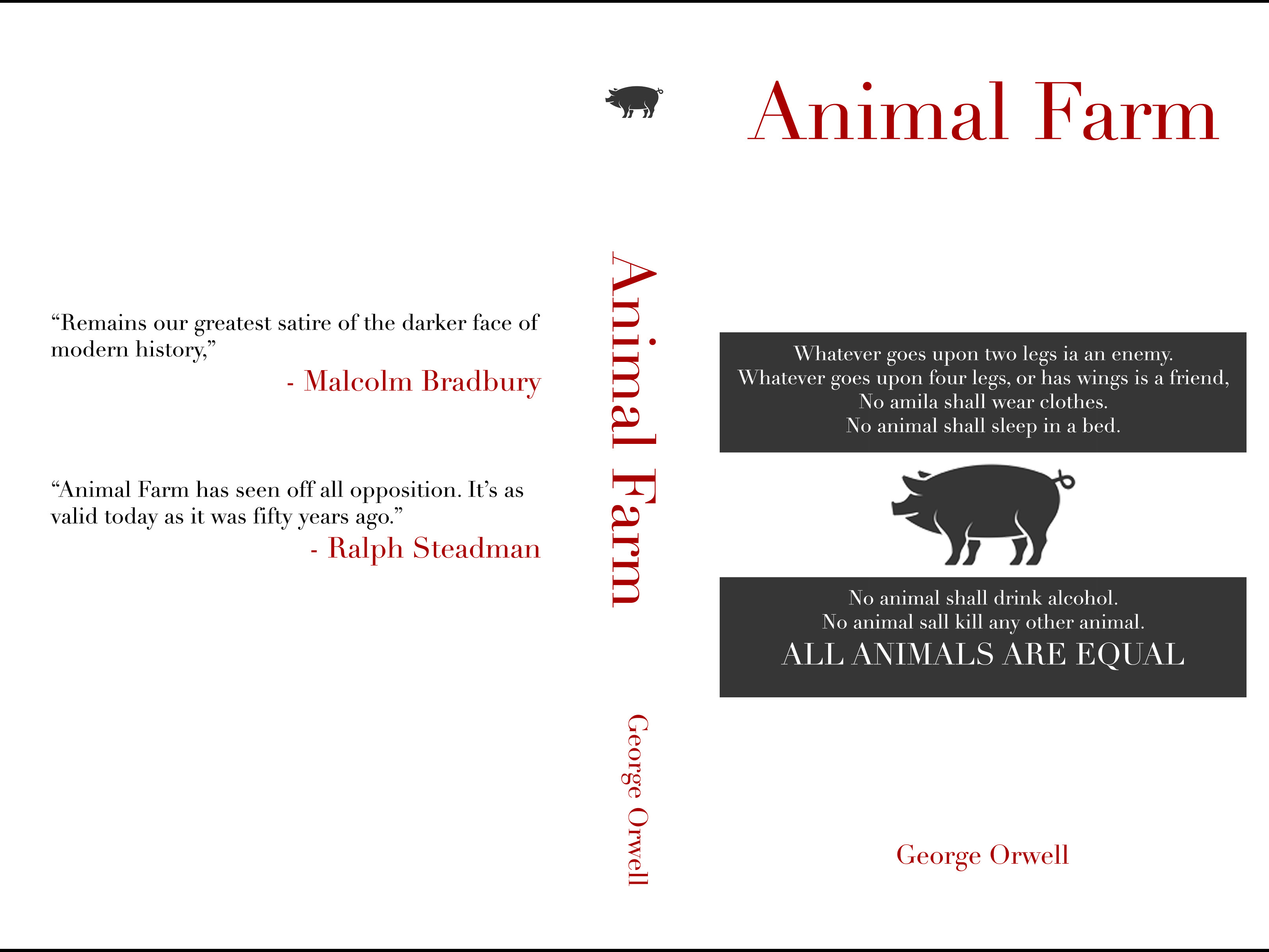 Animal Farm Final- Kayleigh Schmitz