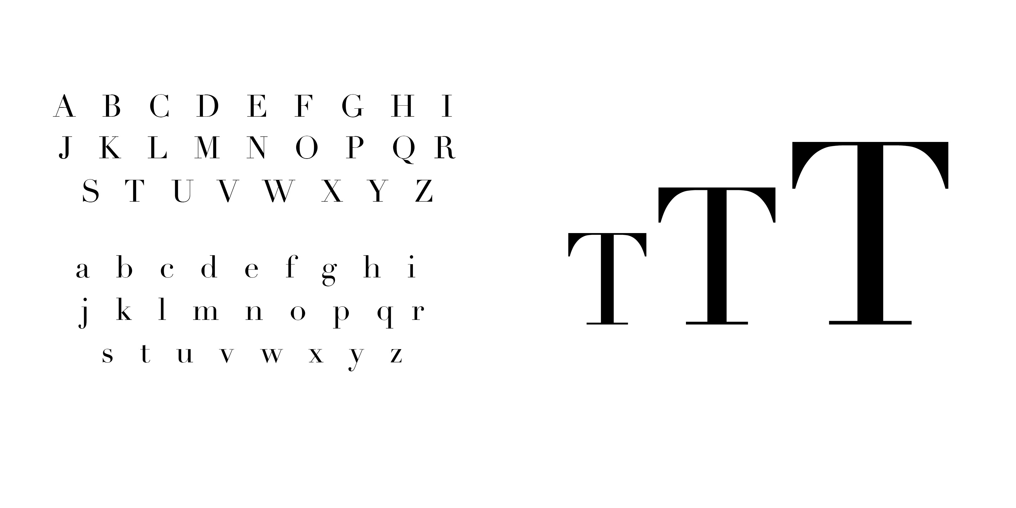 Didot Typeface Jack Bauer2