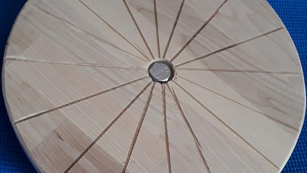 Беговая тарелка для грызунов Ясень 28 см