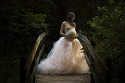 Maternity photo shoot in Brussels BE