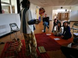 Kamba8Nane Workshop
