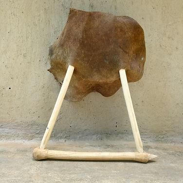 Rapasa Nyatrapasa - Nyatiti making