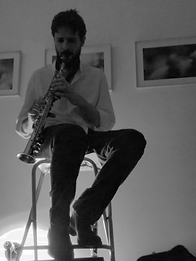 Davide Barbarino at The Film Gallery, 28 november 2019