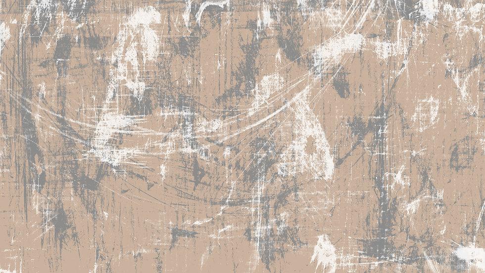 Tall skinny / long art in beige; printable