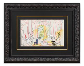 'La Californie' by Pablo Picasso