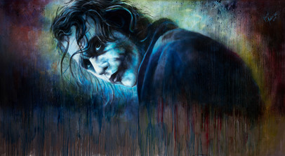 'The Joker' by Vincent Fantauzzo