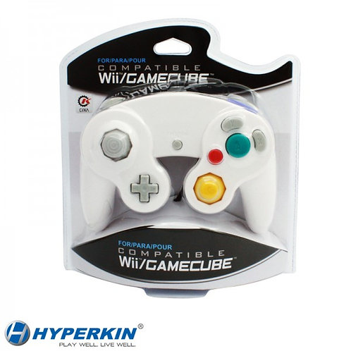 GameCube Wired Controller (White)