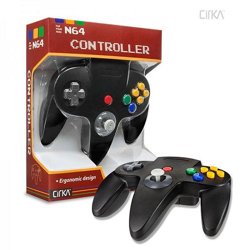 N64 Controller (Black)