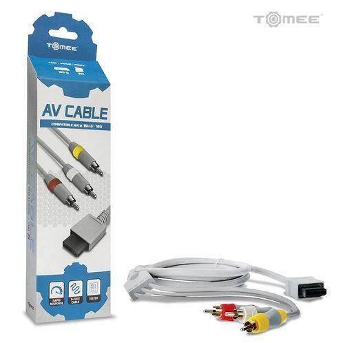 Wii U/ Wii AV Cable