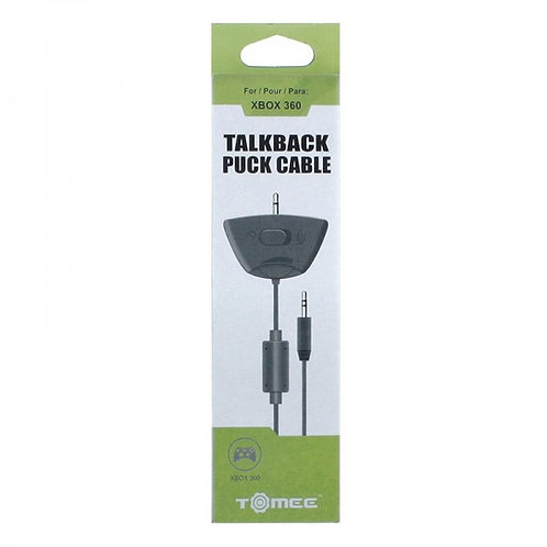 Xbox 360 Talkback Puck Cable