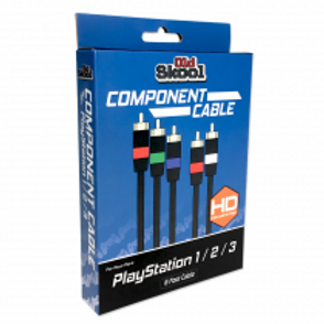 Component AV Cable for PS2, PS3