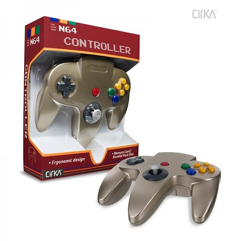 N64 Controller (Gold)