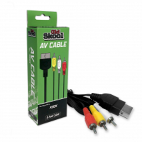 AV Cable for the Original XBOX